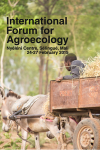 Report of the International Forum for Agroecology