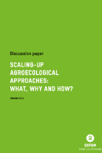 Scaling-up agroecological approaches: what, why and how?