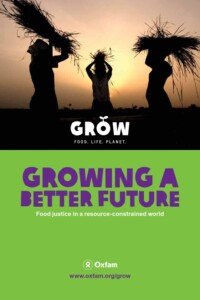 Growing a Better Future Food justice in a resource-constrained world
