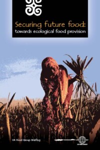 Securing future food: Towards ecological food provision