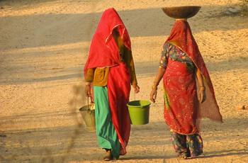From desertification to vibrant communities