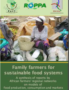 Family Farmers for Sustainable Food Systems