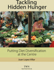 Tackling Hidden Hunger. Putting Diet Diversification at the Centre