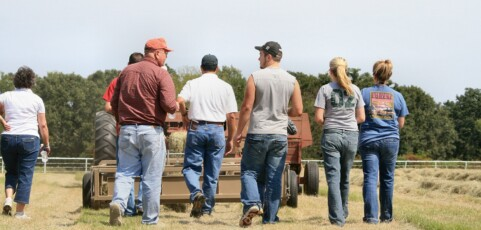 Building Sustainable Farms, Ranches and Communities